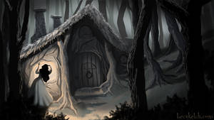 Once Upon A Time - Snow Discovers Dwarf's Cottage