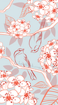 Chirps and Blooms