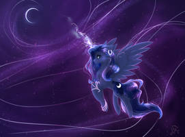 Power of the Night by Falling-stars-1