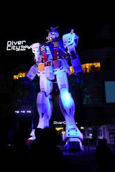 Can't go wrong with GIANT ROBOTS!  - Tokyo