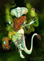 Mistress of Vapors