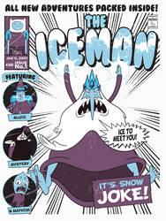 Ice King Comic by ToastMonsters
