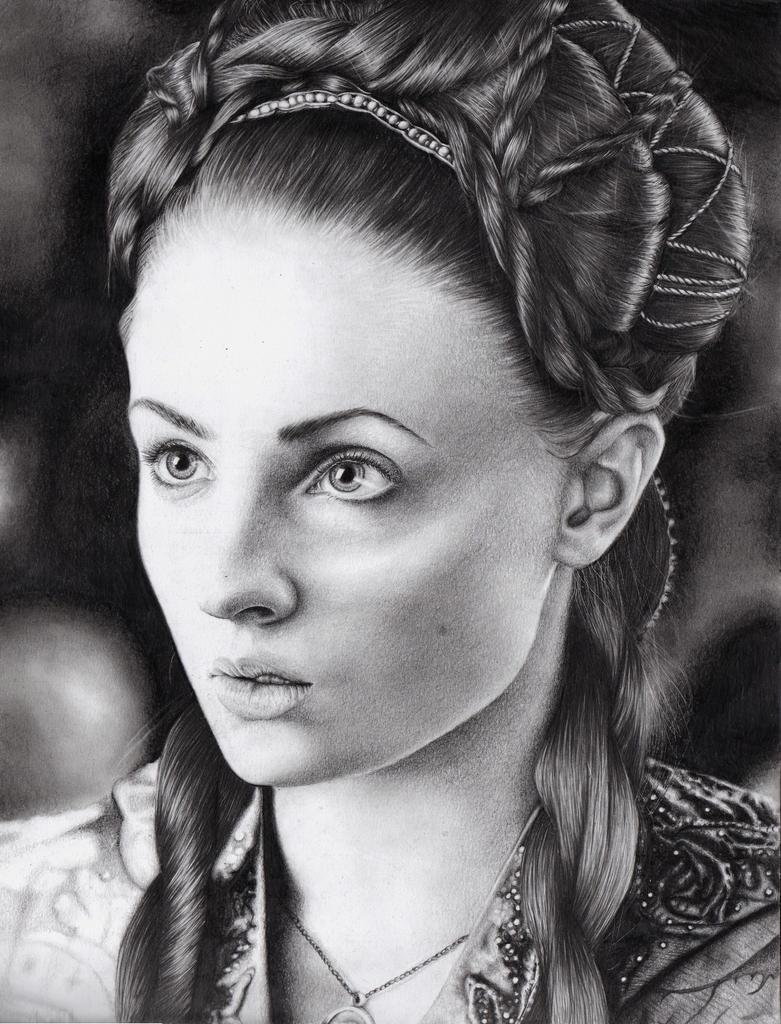 Sansa Stark by Stargazer178
