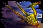 Art Trade- Pteranodon