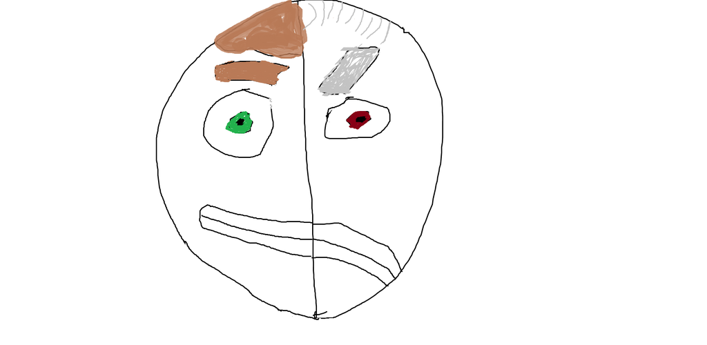 The Worst Drawing I Made by Cancerousart