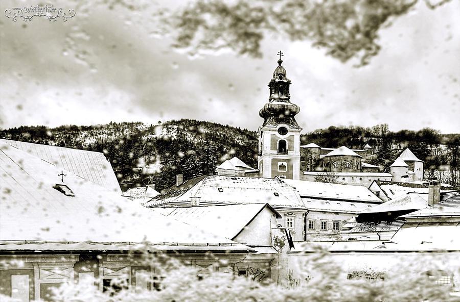 from the window by Wintertale-eu
