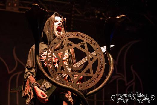 Behemoth Brutal Assault 2013.