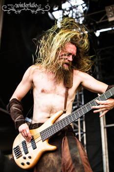 Ensiferum Brutal Assault 2013