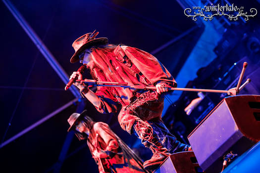 Fields of the Nephilim Brutal Assault 2013