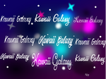 Galaxy Kawaii by Nehimy