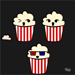Popcorns by Nehimy