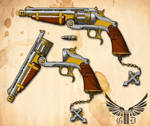 Gladius Dei: Guns of Faith