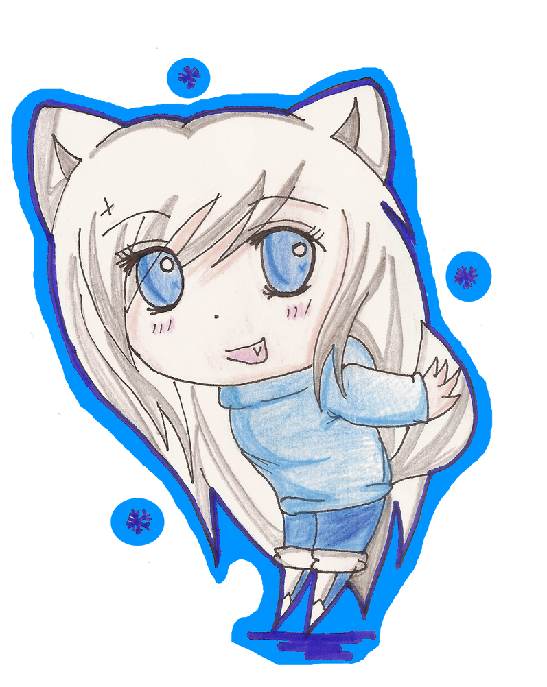 chibi ashley humen form by AshleyShiotome