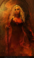 the red witch by archeon