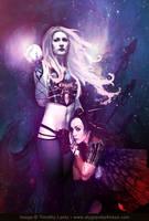 Blood Magic 2: Night of Sin by archeon
