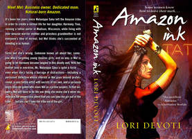 Amazon Ink cover by archeon