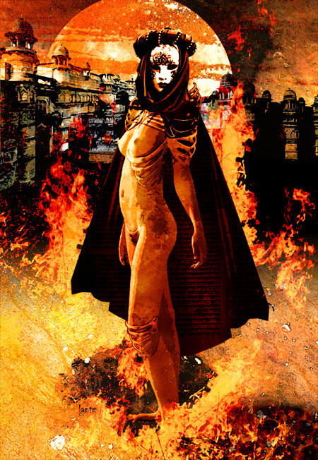 lamia by archeon