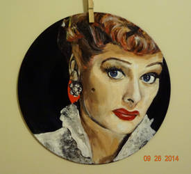 Lucille Ball by 101italy101