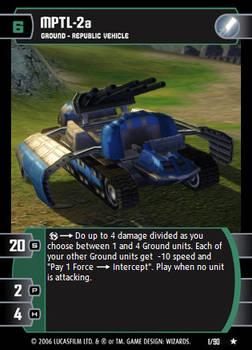 MPTL-2a card