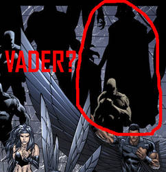 Vader in Marvel Comic?