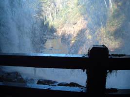 Behind the Veil by Bluecatdemoness