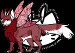 Mothcat ID #52 by Misaverse