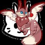 Mothcat ID #160 by Misaverse
