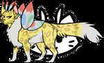 Mothcat ID #169 by Misaverse