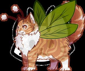 Mothcat ID #294 by Misaverse