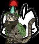 Mothcat ID #295 by Misaverse