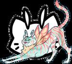 Mothcat ID #569 by Misaverse