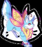 Mothcat ID #609 by Misaverse
