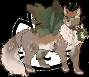 Mothcat ID #736 by Misaverse