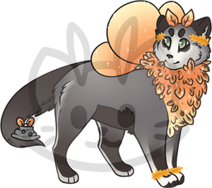 Mothcat ID #733 by Misaverse