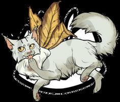 Mothcat ID #800 by Misaverse