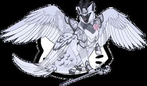 Mothcat ID #818 by Misaverse