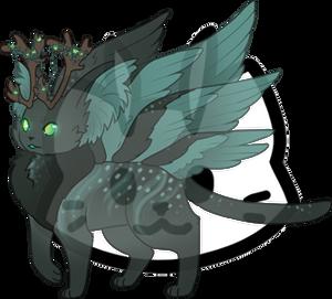Mothcat ID #914 by Misaverse