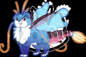 Mothcat ID #913 by Misaverse
