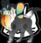 Mothcat ID #918 by Misaverse