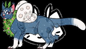 Mothcat ID #935 by Misaverse