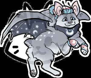 Mothcat ID #1165 by Misaverse