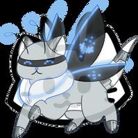 Mothcat ID #1354 by Misaverse