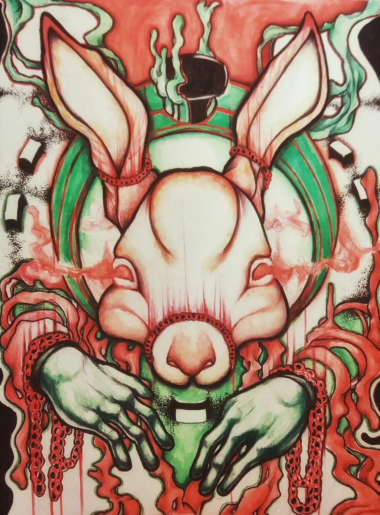 Rabbit by Oggyli