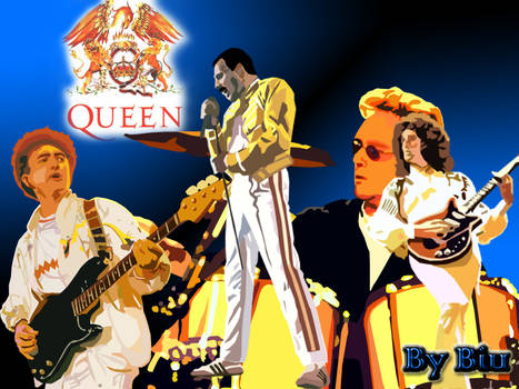 Queen the best band ever is