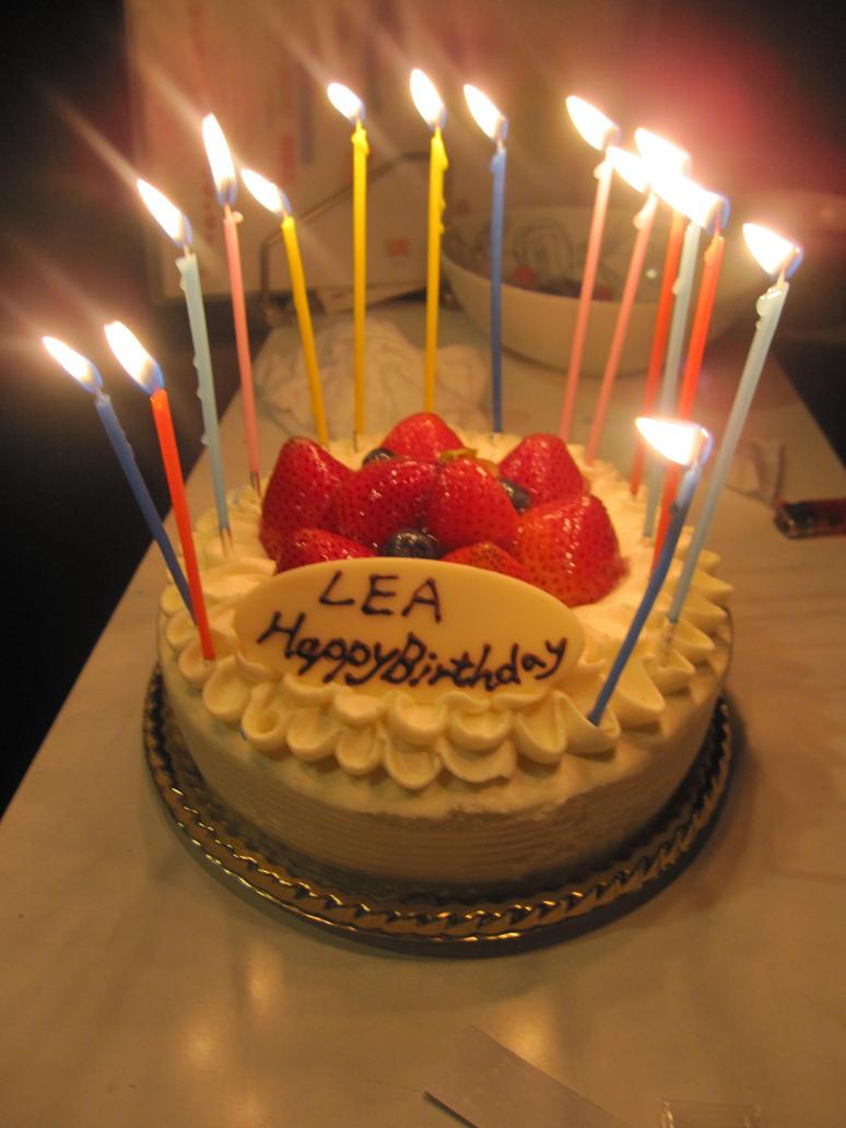 19th Birthday Cake By Shinuko On Deviantart