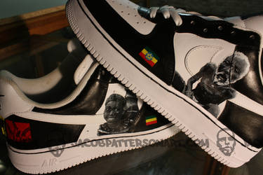 Mission: Ethiopia AF1s 2 of 2b by PattersonArt