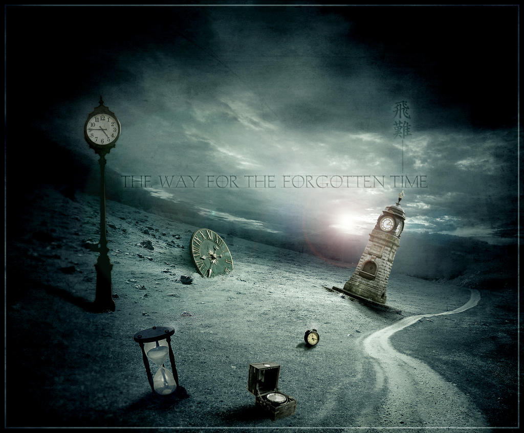 The Way For The Forgotten Time By Talline Occrerou On