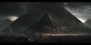 The Ancient World by SkoldArt