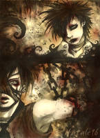 Chained to Despair by Fatale16
