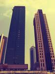 Skyscrapers in Qatar